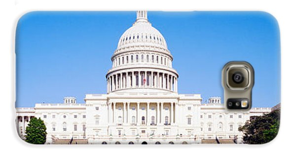 Us Capitol, Washington Dc, District Of Galaxy S6 Case
