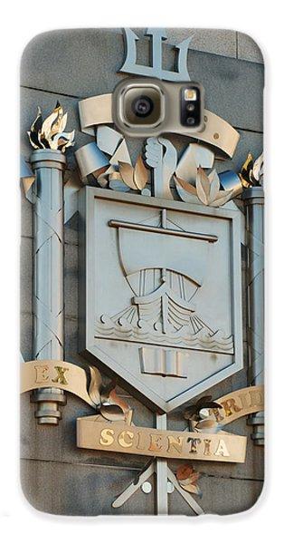 Us Naval Academy Insignia Galaxy S6 Case