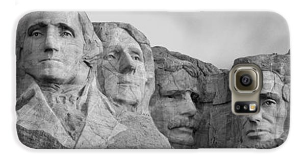 Usa, South Dakota, Mount Rushmore, Low Galaxy S6 Case by Panoramic Images