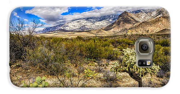 Galaxy S6 Case featuring the photograph Valley View 27 by Mark Myhaver