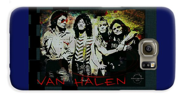 Van Halen - Ain't Talkin' 'bout Love Galaxy S6 Case