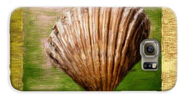 Verde Beach Galaxy S6 Case by Lourry Legarde