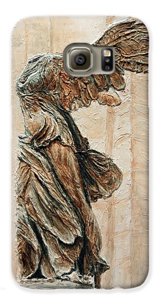 Victory Of Samothrace Galaxy S6 Case