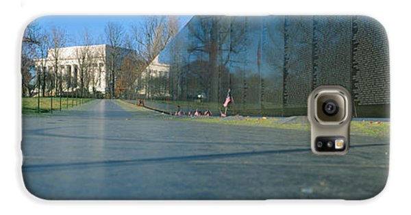 Vietnam Veterans Memorial, Washington Dc Galaxy S6 Case