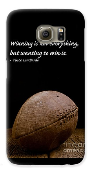 Vince Lombardi On Winning Galaxy S6 Case