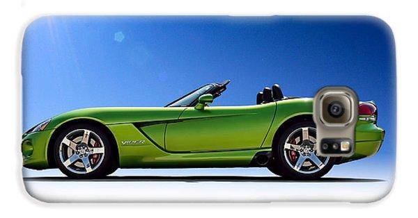 Viper Roadster Galaxy S6 Case by Douglas Pittman
