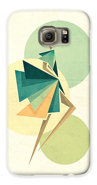 Walk The Walk Galaxy S6 Case by VessDSign