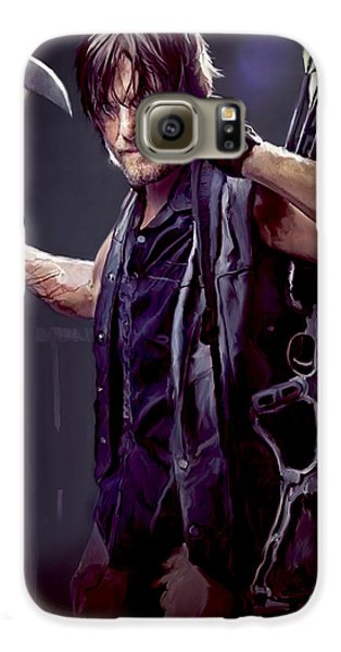 Walking Dead - Daryl Dixon Galaxy S6 Case