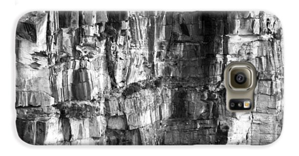 Galaxy S6 Case featuring the photograph Wall Of Rock by Miroslava Jurcik