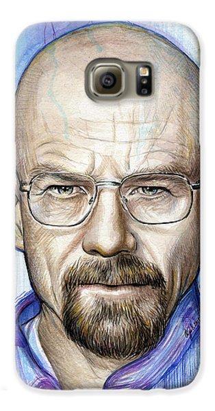 Walter White - Breaking Bad Galaxy S6 Case