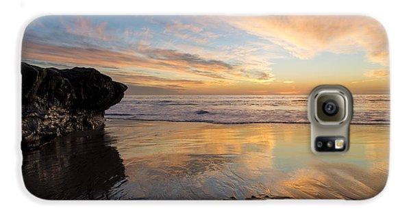 Warm Glow Of Memory Galaxy S6 Case