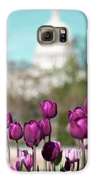 Washington Dc Galaxy S6 Case by Kim Fearheiley