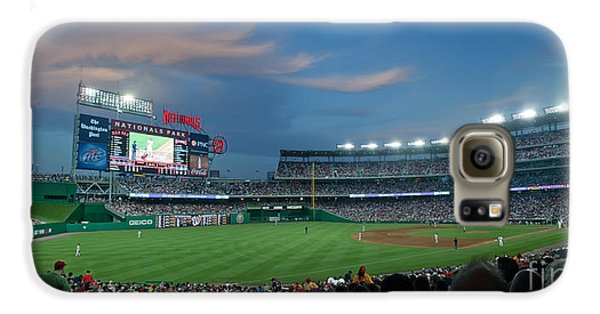 Washington Nationals In Our Nations Capitol Galaxy S6 Case