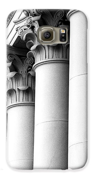 Washington State Capitol Columns Galaxy S6 Case