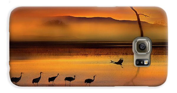 We Are Here Waiting For You Galaxy S6 Case