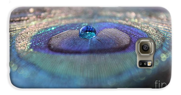 We Won't Say Goodbye Galaxy S6 Case by Krissy Katsimbras