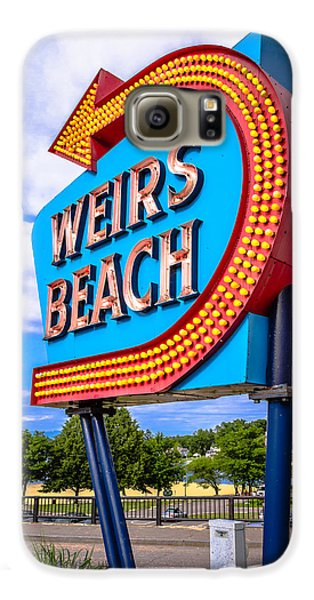 Weirs Beach Galaxy S6 Case