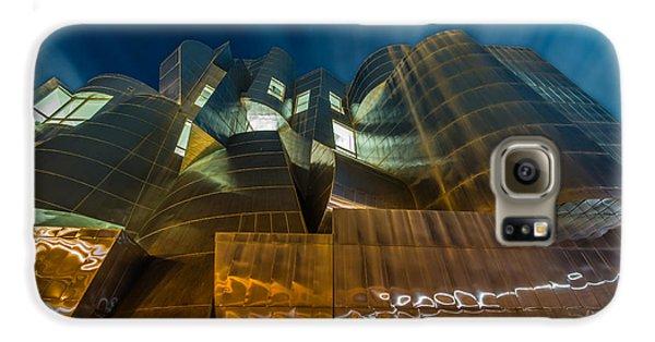 Weisman Art Museum Galaxy S6 Case by Mark Goodman
