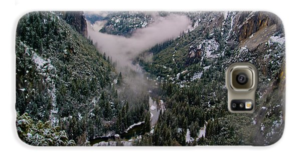 Western Yosemite Valley Galaxy S6 Case
