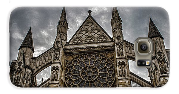 Westminster Abbey Galaxy S6 Case by Martin Newman