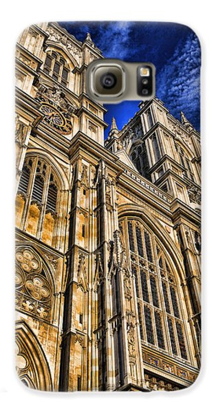 Westminster Abbey West Front Galaxy S6 Case by Stephen Stookey