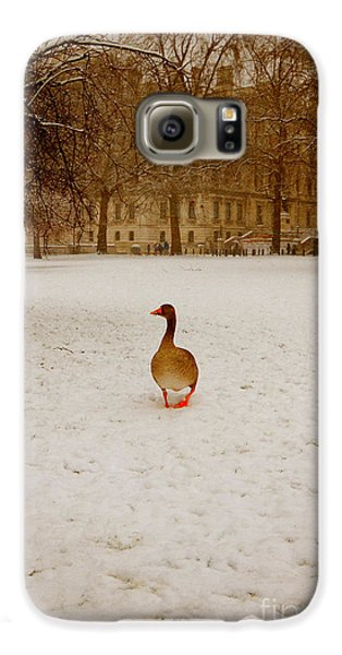 Where Is Everyone Galaxy S6 Case by Jasna Buncic