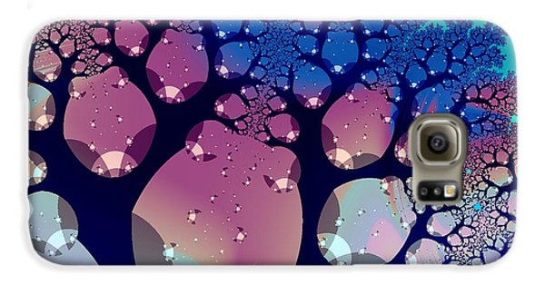 Whimsical Forest Galaxy S6 Case