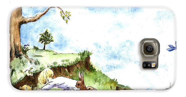Helping Hands After E H Shepard Galaxy S6 Case
