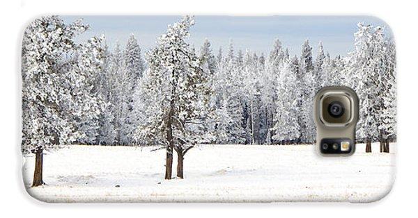 Winter's Coat Galaxy S6 Case