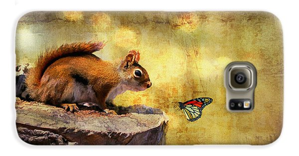 Woodland Wonder Galaxy S6 Case by Lois Bryan