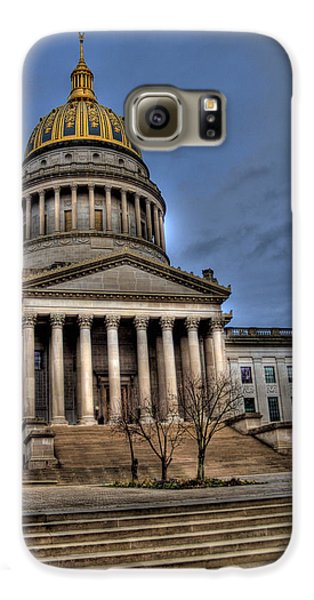 Wv Capital Building 2 Galaxy S6 Case