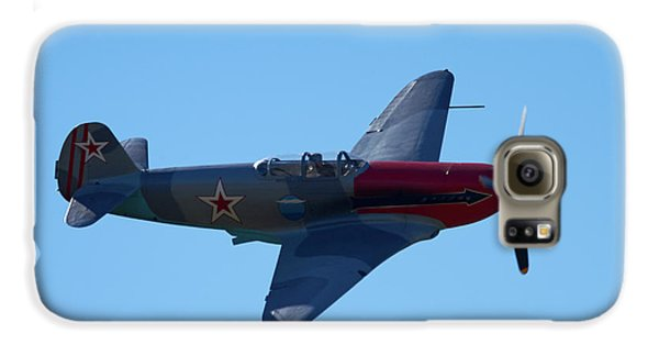 Yakovlev Yak-3 - Wwii Russian Fighter Galaxy S6 Case by David Wall
