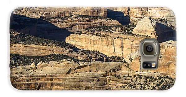 Yampa River Canyon In Dinosaur National Monument Galaxy S6 Case