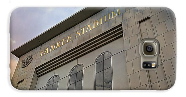 Yankee Stadium Galaxy S6 Case by Stephen Stookey