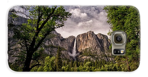 Yosemite Falls Galaxy S6 Case