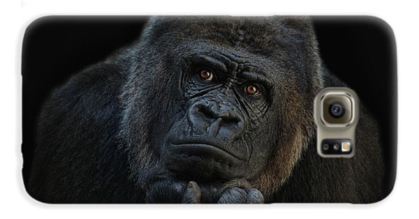 Ape Galaxy S6 Case - You Ain T Seen Nothing Yet by Joachim G Pinkawa