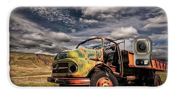 Truck Galaxy S6 Case - Z 466 by ?orsteinn H. Ingibergsson