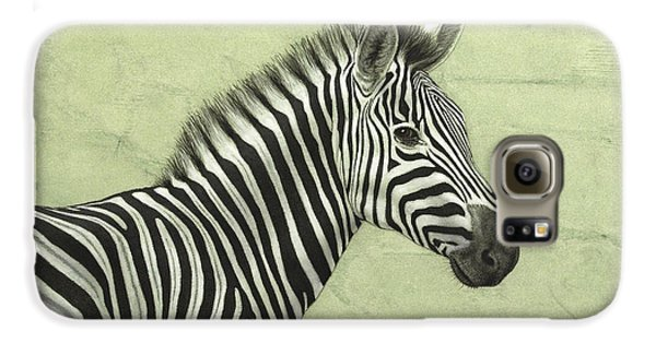 Zebra Galaxy S6 Case