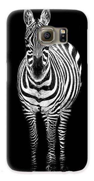 Zebra Galaxy S6 Case