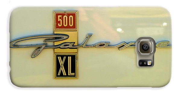 1963 Ford Galaxie Galaxy S6 Case