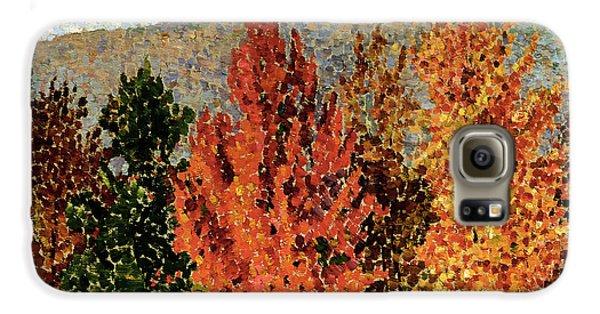 Autumn Landscape Galaxy S6 Case