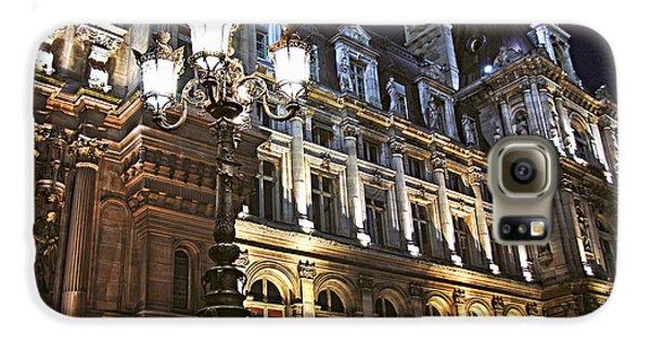 Hotel De Ville In Paris Galaxy S6 Case