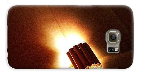 Light Galaxy S6 Case - Light by Natasha Marco