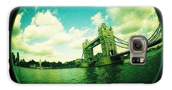 London Galaxy S6 Case - #london by Ozan Goren