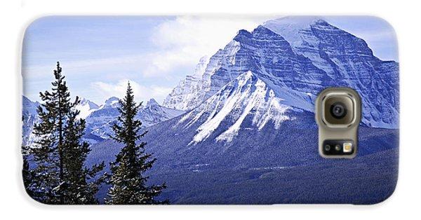 Mountain Galaxy S6 Case - Mountain Landscape by Elena Elisseeva