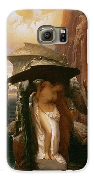 Perseus And Andromeda Galaxy S6 Case by Frederic Leighton
