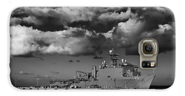 Uss Fort Mchenry Galaxy S6 Case