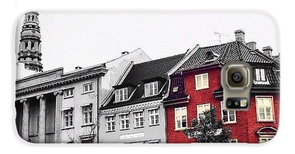 House Galaxy S6 Case - Copenhagen by Luisa Azzolini