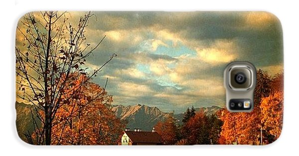 Beautiful Galaxy S6 Case - Autumn In South Tyrol by Luisa Azzolini