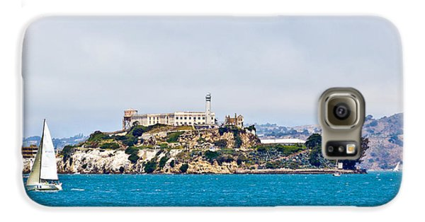 Alcatraz - San Francisco Galaxy S6 Case